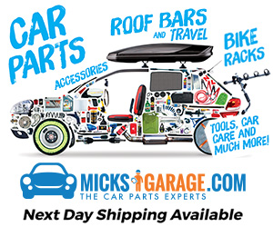 MicksGarage.com Insurance, NCT & Tax Disc Holder